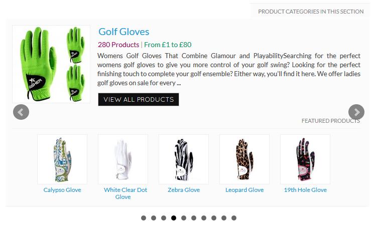 WooCommerce Category Slider Pro