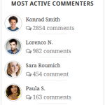 wpDIscuz-Widgets-Most-Active-Commenters-Green