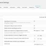 wpDiscuz-Comment-Report-Flagging-Main-Settings