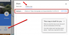 Get code Google Maps Embed in wpForo Embeds addon