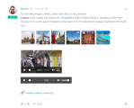 wpDiscuz Media Uploader comment with images videos audios zip files