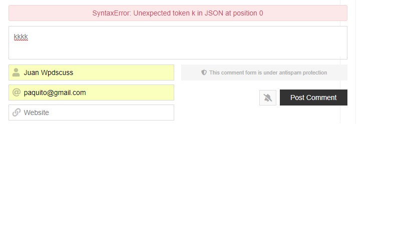 SyntaxError: Unexpected token h in JSON at position 0 – How-To and