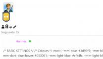 broken comment view