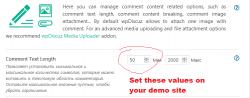 Screenshot 2020 03 15 » Настройки ‹ test — WordPress