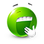 {green}:gape: